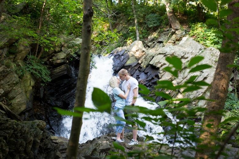 harper's ferry engagement session